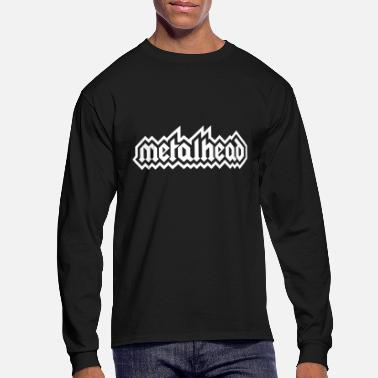 Metalheads metalhead - Men's Long Sleeve T-Shirt