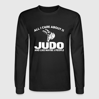 Judo Shirt - Men's Long Sleeve T-Shirt
