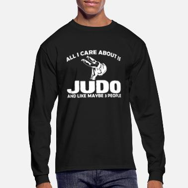 Judo Judo Shirt - Men's Long Sleeve T-Shirt
