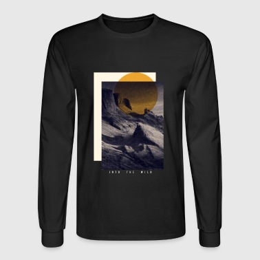 Into The Wild T-Shirts - Men's Long Sleeve T-Shirt
