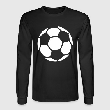 SOCCER BALL - Men's Long Sleeve T-Shirt