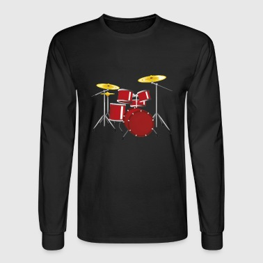 drum - Men's Long Sleeve T-Shirt