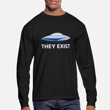 Person person of interest - Men's Long Sleeve T-Shirt