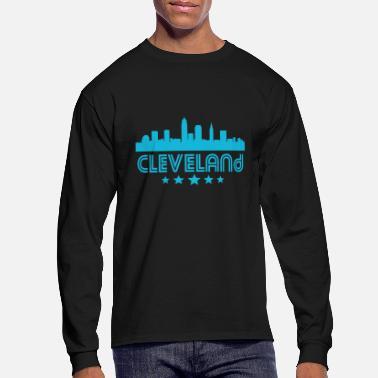 d82c453e6873 Shop Cleveland Long-Sleeve Shirts online   Spreadshirt