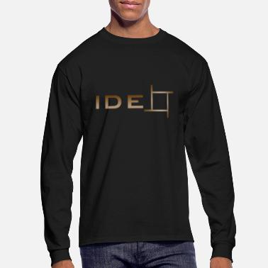Idea Idea - Men's Long Sleeve T-Shirt