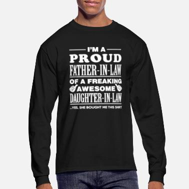 Father In Law Father In Law Shirt - Men's Longsleeve Shirt
