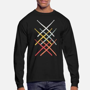 Drummer Drummer - Men's Long Sleeve T-Shirt