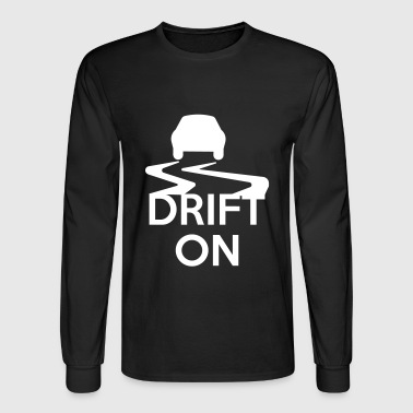 Drift On - Men's Long Sleeve T-Shirt