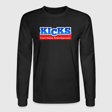 KICKS - Men's Long Sleeve T-Shirt