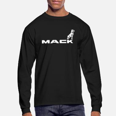 Truck Mack Truck mechanic trucker - Men's Longsleeve Shirt