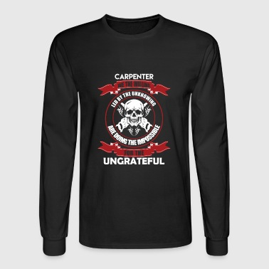 Carpenter Shirt - Men's Long Sleeve T-Shirt