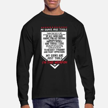 Weapon I'm The Weapon - Men's Long Sleeve T-Shirt