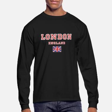 England London, England - Men's Long Sleeve T-Shirt