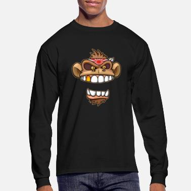 Freak Freak - Men's Long Sleeve T-Shirt