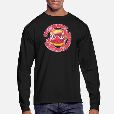 Macho Macho Man Kool Aid - Men's Long Sleeve T-Shirt