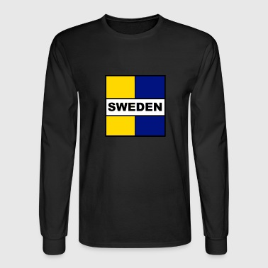 Sweden - Men's Long Sleeve T-Shirt