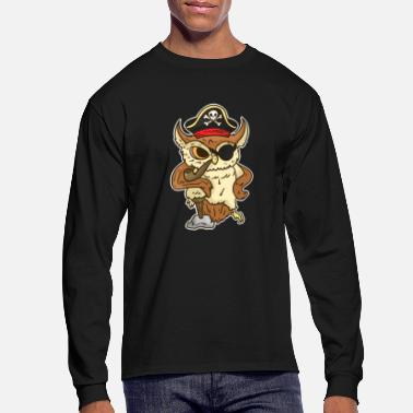 Pirate Pirate, pirate, pirate ship - Men's Long Sleeve T-Shirt