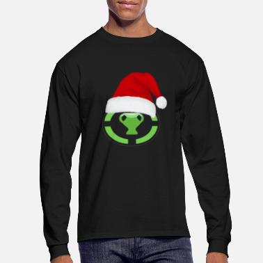 Game Theory Ultimate Official Logo Christmas Gifts - Men's Long Sleeve T-Shirt