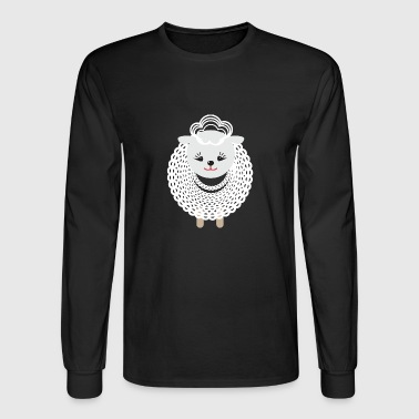 Sheep Glamour - Men's Long Sleeve T-Shirt