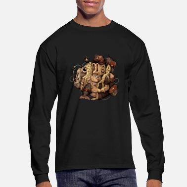 Fisherman Fisherman - Men's Long Sleeve T-Shirt