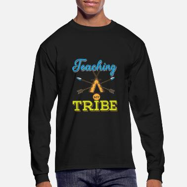 Teaching Teaching - Men's Long Sleeve T-Shirt