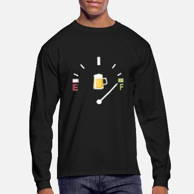 Beer Keg a beer keg - Men's Long Sleeve T-Shirt