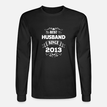 Best Husband 2013 - 5th Wedding Anniversary Men s Premium T-Shirt ... 709804931