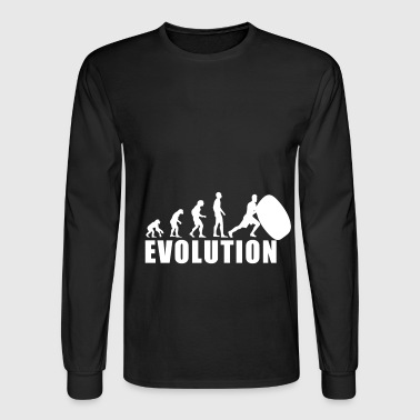 EVOLUTION STRONGMAN - Men's Long Sleeve T-Shirt