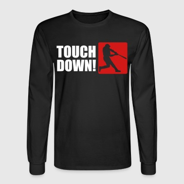 Touch Down - Men's Long Sleeve T-Shirt