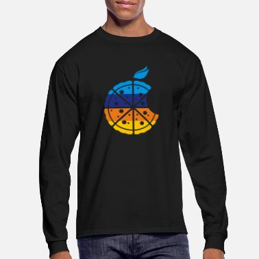 Pizza PIZZA PIZZA - Men's Long Sleeve T-Shirt