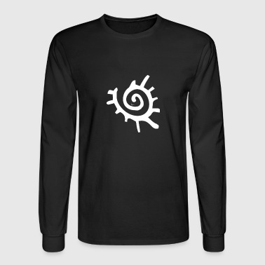 Sun - Men's Long Sleeve T-Shirt