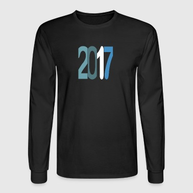 2017 - Men's Long Sleeve T-Shirt