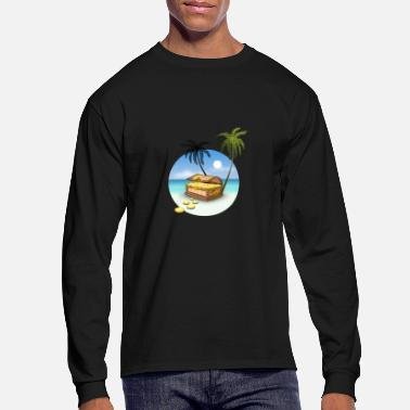 Treasure Treasure - Men's Long Sleeve T-Shirt