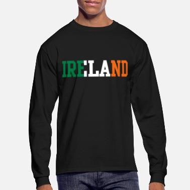 Ireland ireland  - Men's Long Sleeve T-Shirt