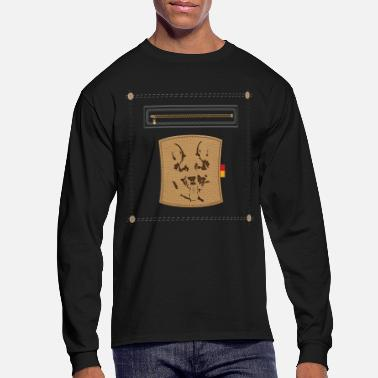 German German Shepherd Dog - Men's Long Sleeve T-Shirt