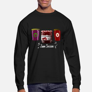Jam Jam Session - Men's Long Sleeve T-Shirt