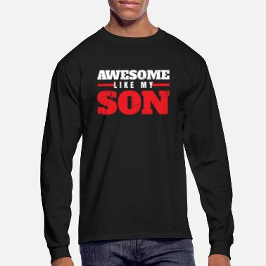 254cf026 Shop Father And Son Long-Sleeve Shirts online | Spreadshirt