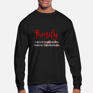 Family Values Family Values - Men's Longsleeve Shirt