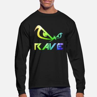 Rave rave - Men's Longsleeve Shirt