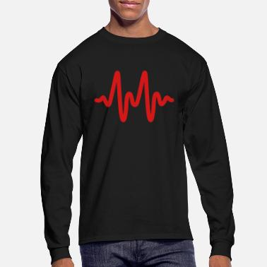 Heart Rate heart rate - Men's Longsleeve Shirt