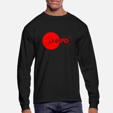 live pd - Men's Longsleeve Shirt