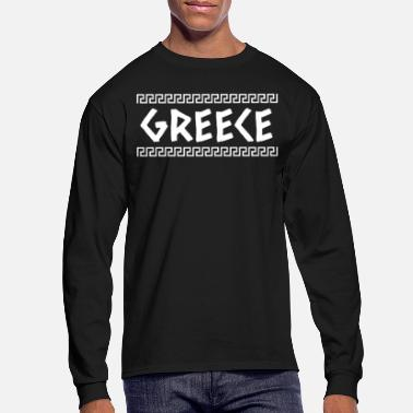 Greece greece - Men's Longsleeve Shirt