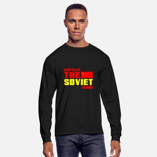 STOP SOVIET retro cold war ussr cccp rusia music tee New Mens Womens TSHIRT TOP