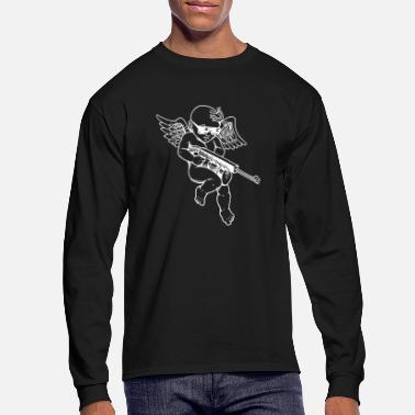 Cupid Bad Cupid - Men's Longsleeve Shirt