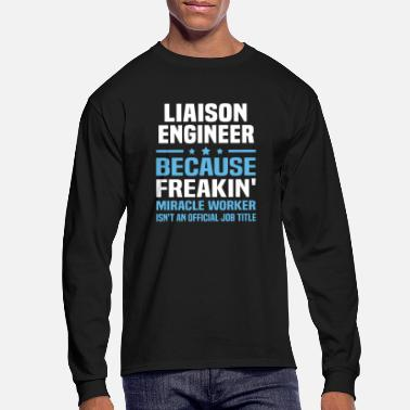 Engineer Liaison Engineer - Men's Longsleeve Shirt