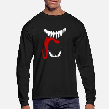 Venom ALIEN MOUTH - Men's Longsleeve Shirt