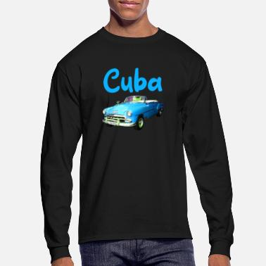 Cuba Cuba Classic Car - Men's Longsleeve Shirt