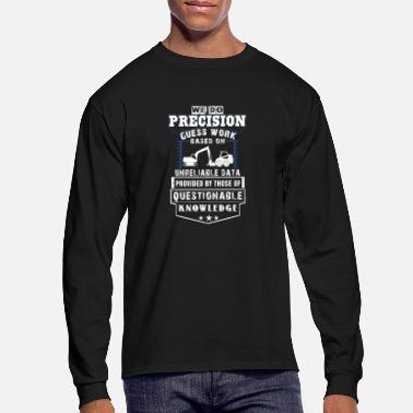 Serce Heavy Equipment - Hard Rock - Men's Longsleeve Shirt