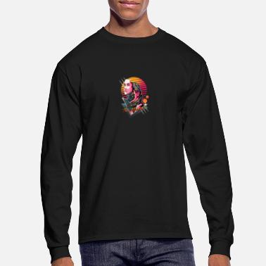 Midnight The Midnight - Men's Longsleeve Shirt