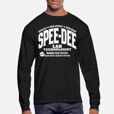 Spee-Dee Lab Technologist - Men's Longsleeve Shirt